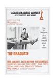 The Graduate, 1967 Giclee Print