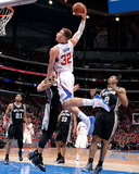 San Antonio Spurs v Los Angeles Clippers - Game Two Foto af Andrew D Bernstein