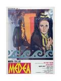 Medea, 1969 Reproduction procédé giclée
