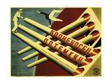 The Battleship Potemkin, 1925 (Bronenosets Potyomkin) Giclee Print