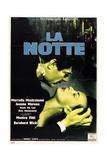 The Night 1961 (La Notte) Giclee Print