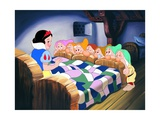 Snow White and the Seven Dwarfs, 1937 Giclee Print