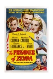 The Prisoner of Zenda, 1937 Giclee Print