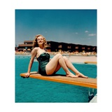 Marilyn Monroe Giclee Print