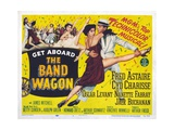 The Band Wagon, 1953 Giclee Print