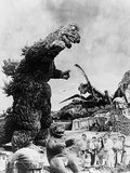 Son of Godzilla, 1967 (Kaijuto No Kessen: Gojira No Musuko) Photographic Print