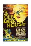 The Old Dark House, 1932 Giclee Print