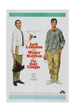 The Odd Couple, 1968 Giclée-tryk