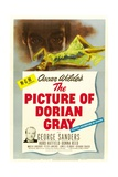 The Picture of Dorian Gray 1945 Giclee Print