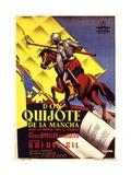 Don Quixote, 1947 (Don Quijote De La Mancha) Giclee Print