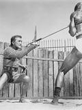 Spartacus, 1960 Papier Photo