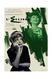The Eclipse, 1962 (L' Eclisse) Giclee Print