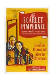 The Scarlet Pimpernel, 1934 Giclee Print