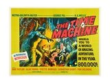 The Time Machine, 1960 Giclee Print