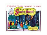Sleeping Beauty, 1959 Giclee Print