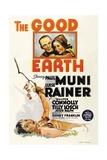 The Good Earth, 1937 Giclee Print