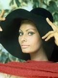 Sophia Loren, 1967 Photographic Print