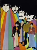Yellow Submarine, 1968 Giclee Print