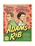 Adam's Rib, 1949 Giclee Print