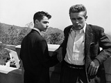 "Ung rebell, ""Rebel Without a Cause"", 1955 Fotografiskt tryck"