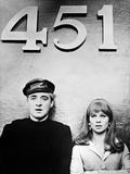 Fahrenheit 451, 1966 Photographic Print