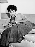 Elizabeth Taylor, 1953 Photographic Print
