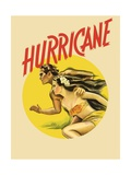 The Hurricane, 1937 Giclee Print