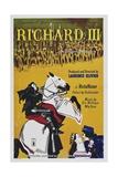 Richard III, 1955 Giclee Print