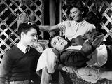 Gioventù bruciata, 1955 Stampa fotografica