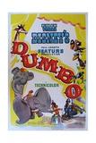 Dumbo, 1941 Giclee Print