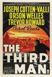 The Third Man, 1949 Impression giclée
