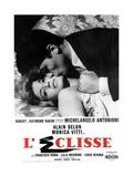 The Eclipse, 1962 (L' Eclisse) Reproduction procédé giclée