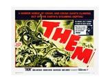 Them!, 1954 Giclee Print