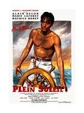 Purple Noon, 1960 (Plein Soleil) Giclee Print