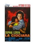 Two Women 1960 (La Ciociara) Impression giclée