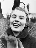 Jean Seberg, 1957 Fotografisk tryk
