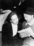 A Foreign Affair, 1948 Photographic Print