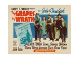 The Grapes of Wrath, 1940 Giclee Print
