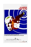 Point Blank, 1967 Giclee Print