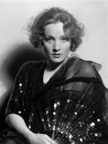 Marlene Dietrich, 1932 Photographic Print