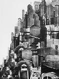 Metropolis 1927 Reprodukcja zdjęcia