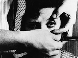 An Andalusian Dog, 1929 (Un Chien Andalou) Fotografisk tryk