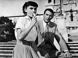 Roman Holiday, 1953 Photographic Print
