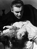 Dracula, 1958 Photographic Print
