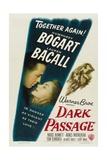 Dark Passage 1947 Giclee Print