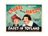 Babes in Toyland, 1934 Giclee Print