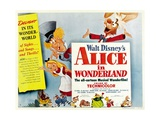 Alice in Wonderland, 1951 Giclee Print