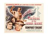 The Treasure of the Sierra Madre, 1948 Digitálně vytištěná reprodukce