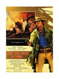 Once Upon a Time in the West, 1968 (C'Era Una Volta Il West) - Giclee Baskı