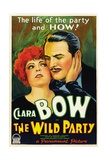 The Wild Party, 1929 Giclee Print